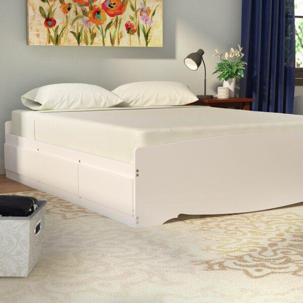 Hayman Storage Platform Bed by Andover Mills