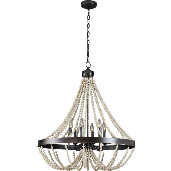 Cornwall 6-Light Candle Style Empire Chandelier By Union Rustic