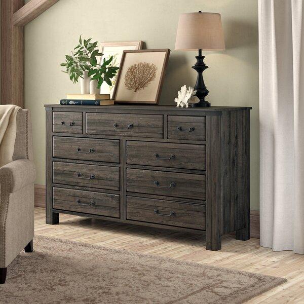 Bargain Calila 9 Drawer Dresser By Birch Lane™ Heritage 2019 Online