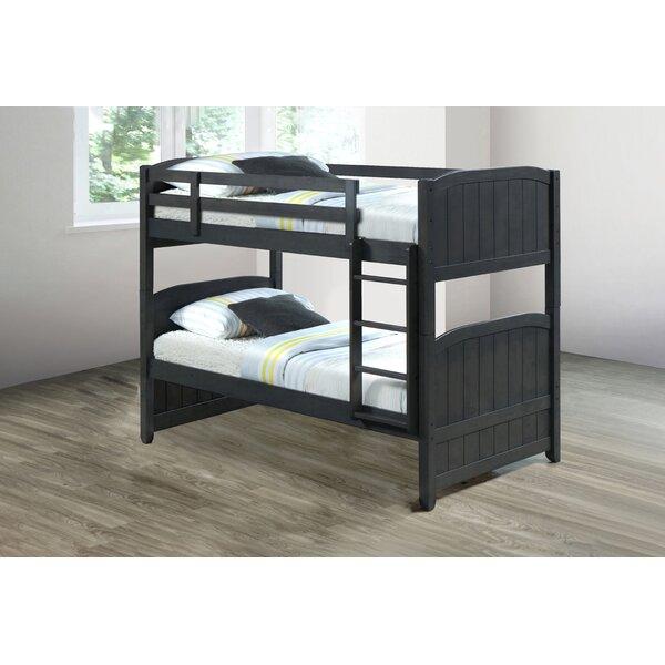 Cassville Twin over Twin Bunk Bed by Harriet Bee