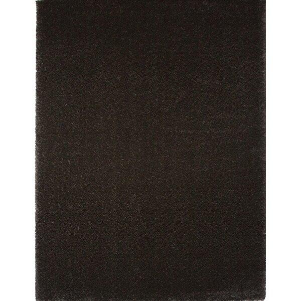 Northolt Black Area Rug by Winston Porter