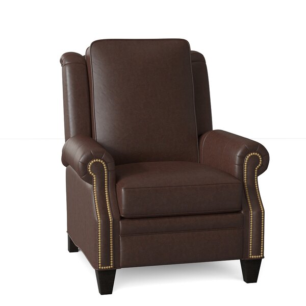 Roe 3-Way Leather Recliner
