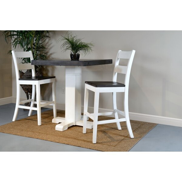 Carriage House 3 Piece Pub Table Set by Gracie Oaks