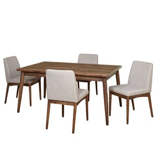 Wood Kitchen Tables And Chairs Kitchen dining sets joss main lydia 5 piece dining set workwithnaturefo