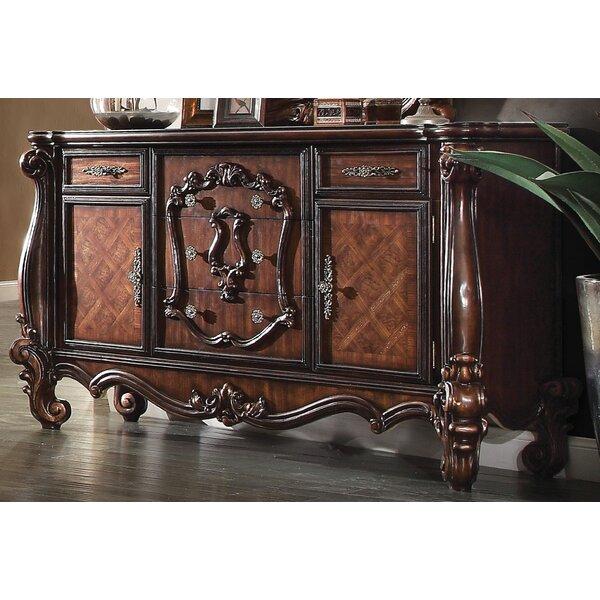 Adeline Luxury 5 Drawer Combo Dresser by Astoria Grand
