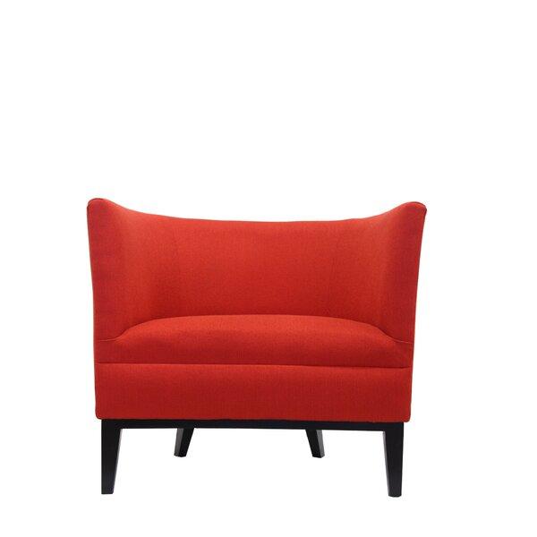 Stellan Barrel Chair by Latitude Run