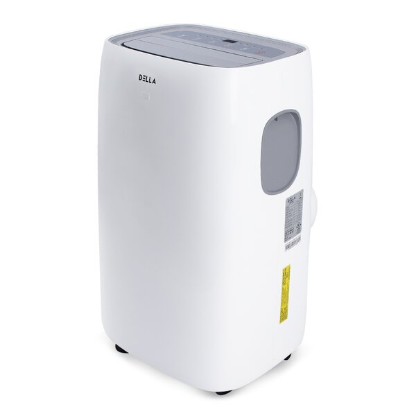 10,000 BTU Portable Air Conditioner with Remote and WiFi Control by Della