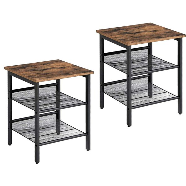 Dario End Table (Set of 2) by Williston Forge