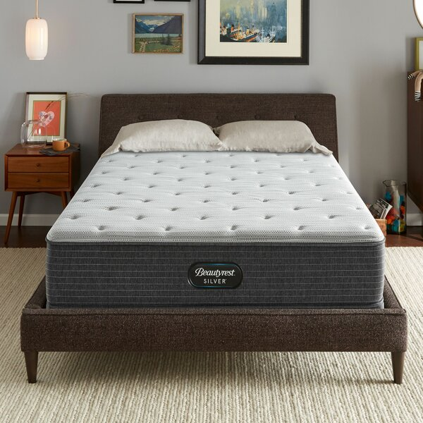 Beautyrest Silver 12 inch Plush Innerspring Mattress by Beautyrest