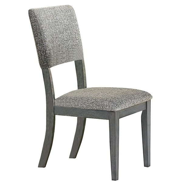 Rillie Solid Wood Dining Chair (Set of 2) by Millwood Pines