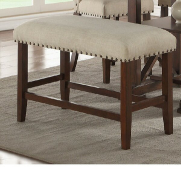 Royall Wood Bench by Charlton Home