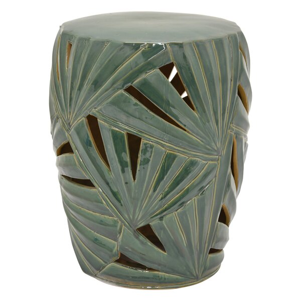 Lorenzo Garden Stool By Bay Isle Home