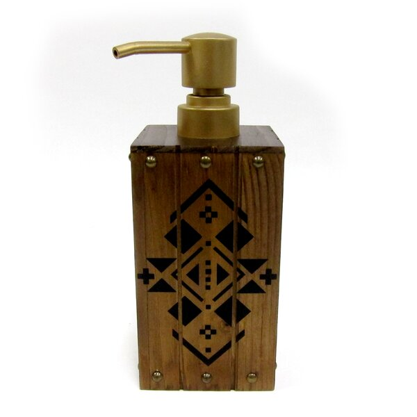 Bradford Lotion Dispenser by Union Rustic
