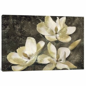 'The Magnolia Tree' Graphic Art Print on Canvas by East Urban Home