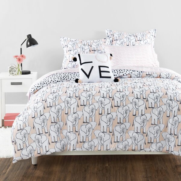Ellie Reversible Comforter Set by Casa & Co. by Sabrina Soto