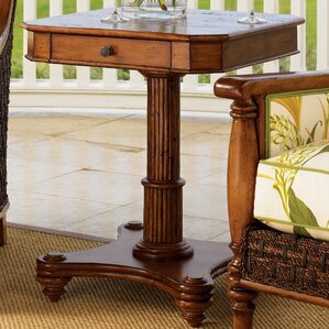 Island Estate End Table by Tommy Bahama Home