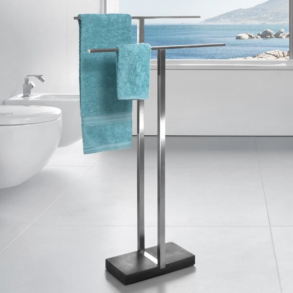 Menoto Free Standing Towel Stand by Blomus