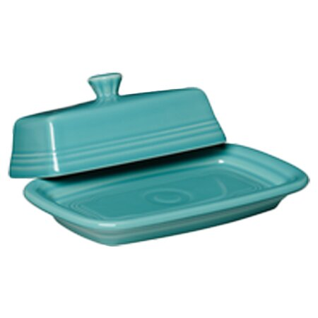 Covered Butter Dish by Fiesta