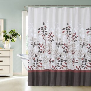 Read Reviews Loranger Shower Curtain By Winston Porter