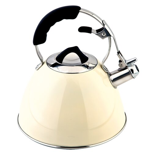 Aquatic Stainless Steel Whistling Stove Top Kettle