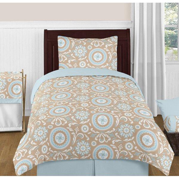 Hayden 4 Piece Twin Comforter Set by Sweet Jojo Designs