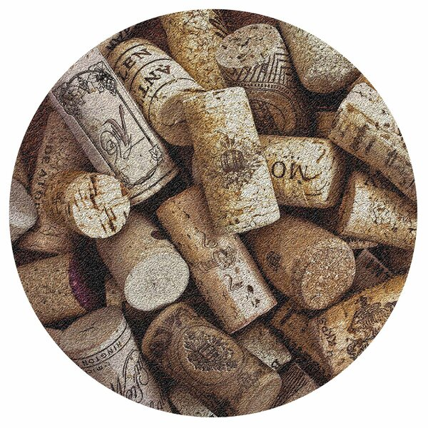 Corks Cork Trivet by Thirstystone
