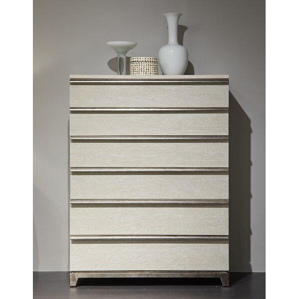 6 Drawer Chest by Stanley Furniture