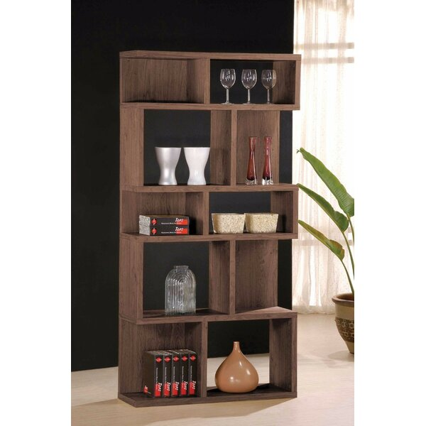 Lueck Cube Unit Bookcase by Wrought Studio
