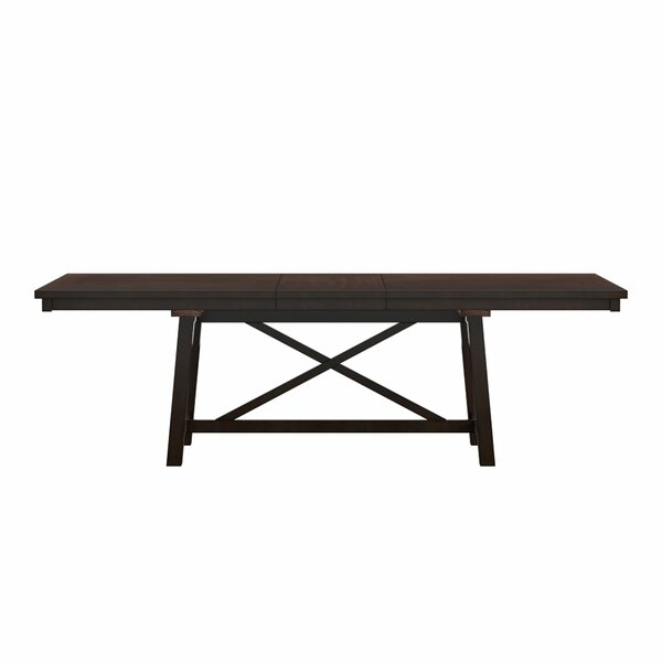 Noah Extendable Dining Table By Kingstown Home