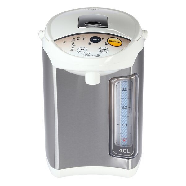 4.2-qt. Stainless Steel Water Boiler and Warmer by Rosewill