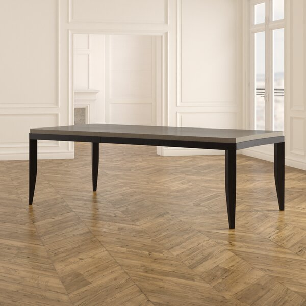 Bonifcio Extendable Dining Table by Willa Arlo Interiors Willa Arlo Interiors