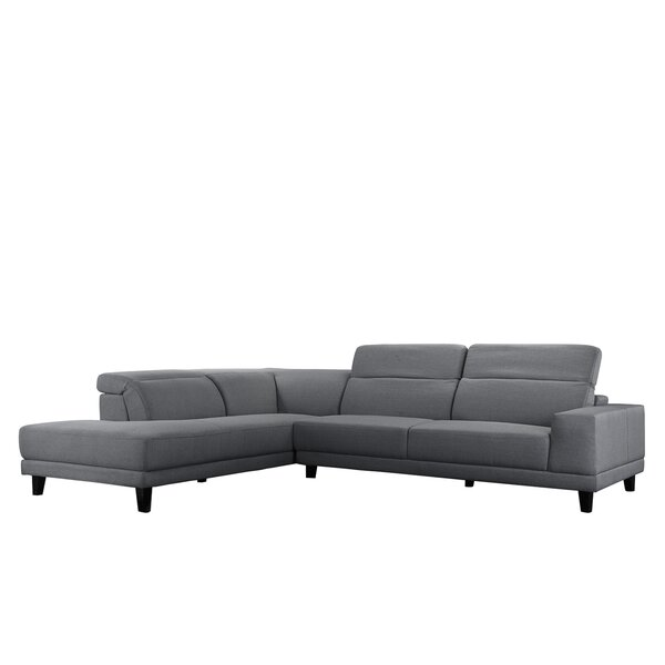 Walston Sectional by Wrought Studio