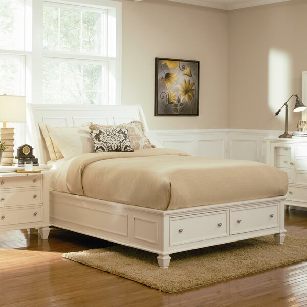 Kaia Storage Platform Bed by Rosecliff Heights