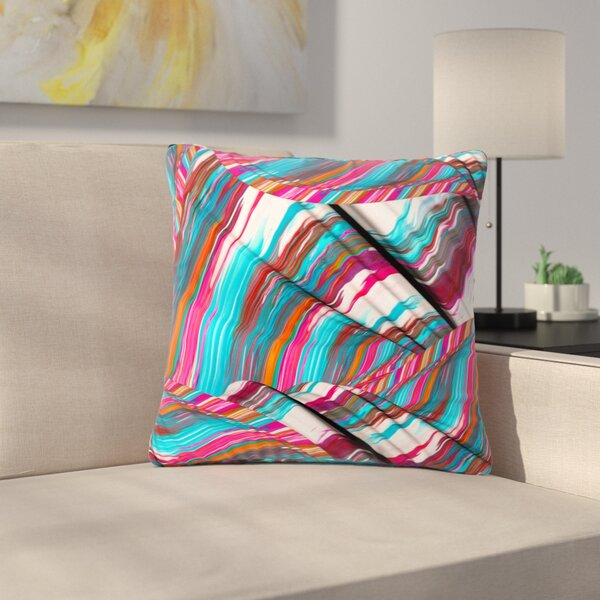 Danny Ivan Long Live Outdoor Throw Pillow by East Urban Home