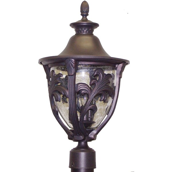 Phillipstown 3-Light Lantern Head by Alcott Hill