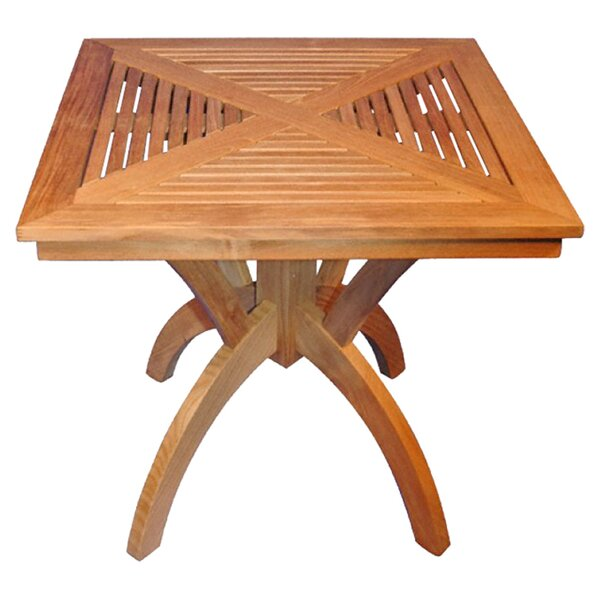 Pedestal Dining Table by Regal Teak