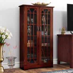 Window Pane Multimedia Cabinet