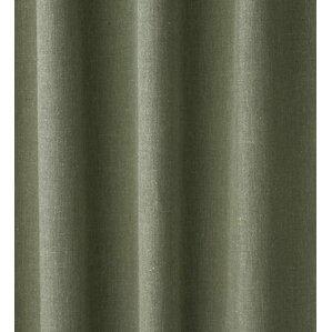 Homespun Single Curtain Panel