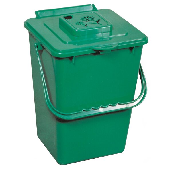 2.4 Gal. Kitchen Composter by Exaco