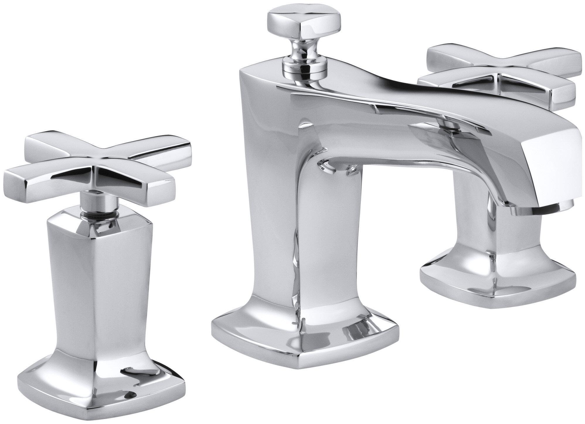 K 16232 3 Bnsncp Kohler Margaux Widespread Bathroom Sink Faucet