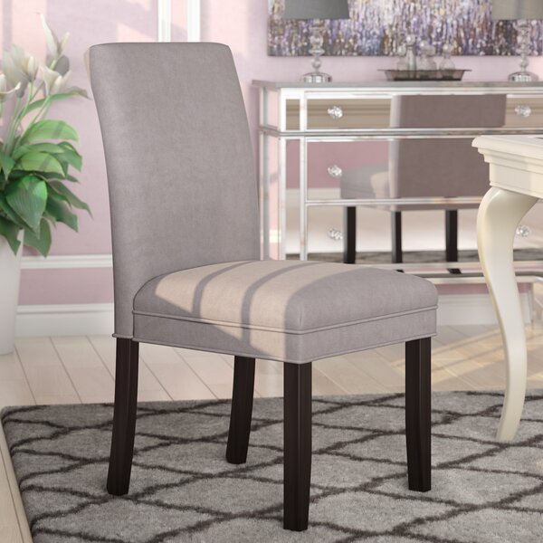 Romeo Parson Upholstered Dining Chair (Set of 2) by Willa Arlo Interiors