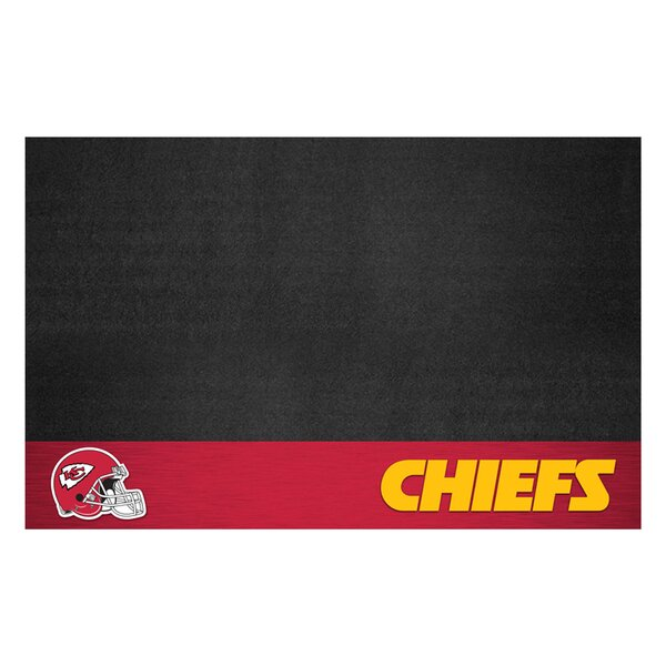 NFL - Kansas City Chiefs Grill Mat by FANMATS