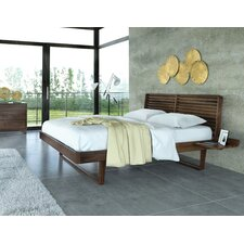 Contour Platform Customizable Bedroom Set by Copeland Furniture