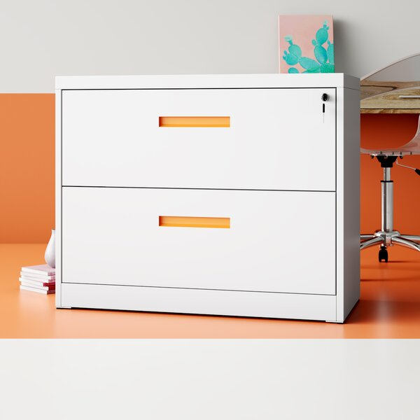 Cogswell 2-Drawer Lateral Filing Cabinet