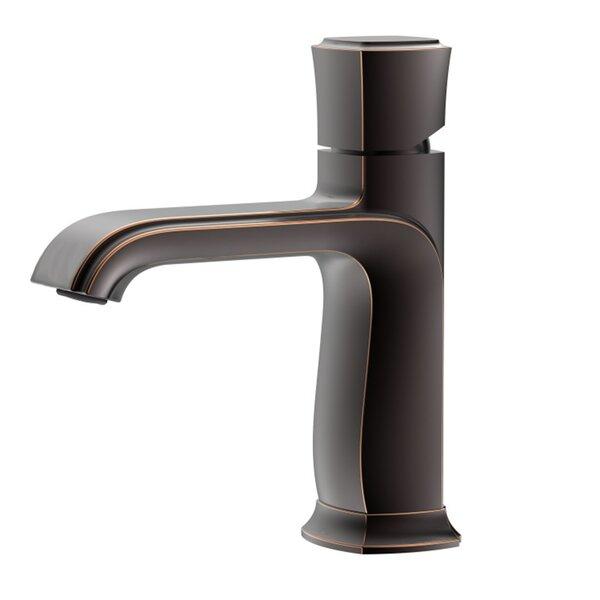 ORB Single Hole Bathroom Faucet