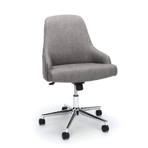 Colebreene Lower Upholstered Home Desk Office Chai