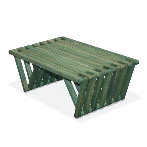 Darcus Solid Wood Coffee Table by Union Rustic