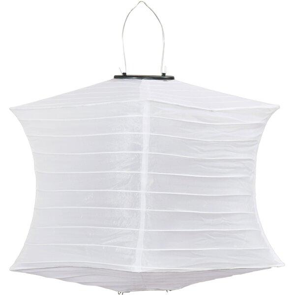 Fabric Lantern by Beachcrest Home
