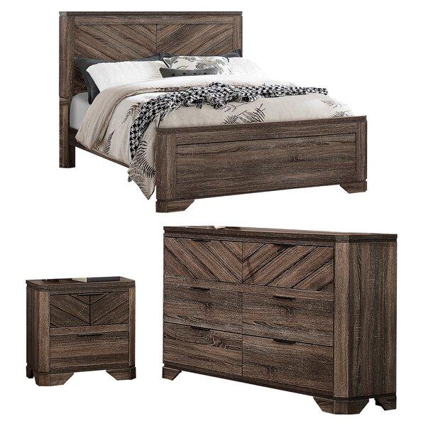 Posie Queen Standard Configurable Bedroom Set by Modern Rustic Interiors