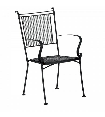 Bradford Stacking Patio Dining Chair by Woodard